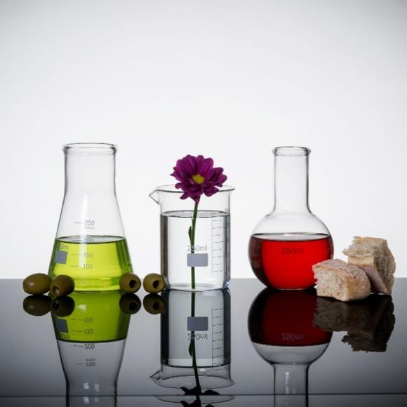 Bar Lab Flask Decanter Set